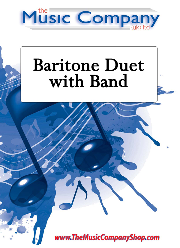 Baritone Duet with Band