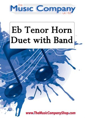 Eb Tenor Horn Duet with Band