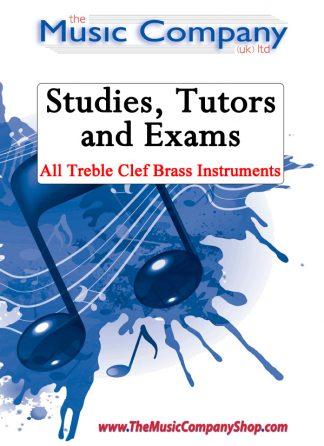 All Treble Clef brass Instruments